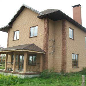 IZBA-UA каркасний будинок Блиставіця