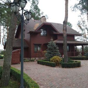 IZBA-UA каркасний будинок Хатьянівка